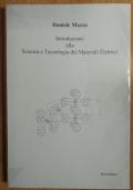 Introduzione alla scienza e tecnologia dei materiali elettrici