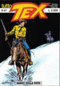 Tutto Tex. Morte nella neve. n°61