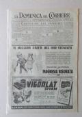 La Domenica del Corriere - n. 22 del 31/5/1942 - I bersaglieri nella battaglia di Karkov