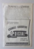 La Domenica del Corriere - n. 2 del 10/1/1943 - Gli alpini della Julia nella battaglia sul Don