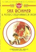 Il mistero della babbuccia sacra (Il Giallo economico classico n. 15) GIALLI – SAX ROHMER