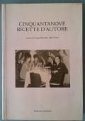 CINQUANTANOVE RICETTE D'AUTORE