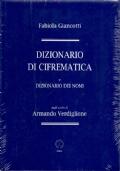 Dizionario di cifrematica e dizionario dei nomi