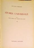 Storia universale - Vol. 1 - Dalle origini alla conquista dell'Islam