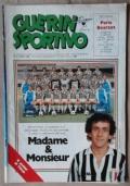 GUERIN SPORTIVO 1982 n.34 poster Falcao