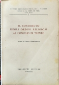 Il contributo degli Ordini religiosi al Concilio di Trento