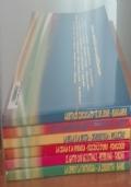 Lotto 6 volumi fiabe da leggere e colorare