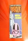DIABOLIK- ANNO XXVII-N.10-1988-IMBOSCATA A UN AGGUATO