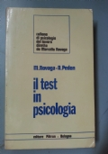 Il test in psicologia