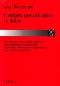 il debito pensionistico in Italia