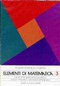 Elementi di matematica 3