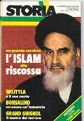 Storia Illustrata n.260 Luglio 1979 - L'Islam alla riscossa