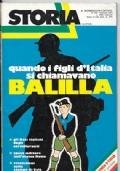 Storia Illustrata n.255 Febbraio 1979 - Quando i figli d'Italia si chiamavano balilla
