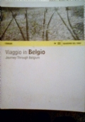 Viaggio in Belgio - journey through Belgium