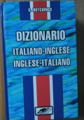 Dizionario italiano-inglese inglese-italiano