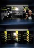 Il Giallo e il Nero - Il cinema noir + Il cinema giallo, il thriller e il poliziesco + Gangster & Crime Movie  (completo - 3 volumi)