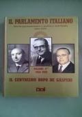 IL PARLAMENTO ITALIANO - ATLANTE ISTITUZIONALE DELL'ITALIA 1861-1988