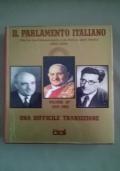 IL PARLAMENTO ITALIANO. Volume 19: 1964-1968 - Il Centro-Sinistra.