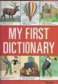 My First Dictionary 5-8 years