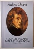 Frederic Chopin COMPLETE PRELUDES & ETUDES FOR SOLO PIANO