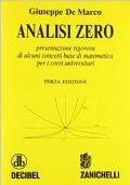 Analisi Zero (Terza edizione)