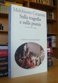 Melchiorre Cesarotti - Sulla tragedia e sulla poesia