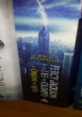 percy jackson trilogia