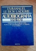 AUTOBIOGRAFIA 1945-1963