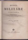 1876 RIVISTA MILITARE ITALIANA RACCOLTA MENSILE DI SCIENZA, ARTE E STORIA MILITARE DELL'ESERCITO ITALIANO