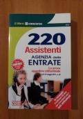 220 Assistenti Agenzia delle Entrate. La prova attitudinale
