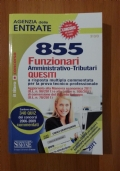 855 Funziuonari Amministrativo-Tributari