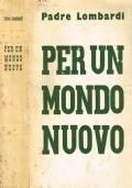 PER UN MONDO NUOVO - 8a edizione