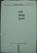 Scritti teologici giovanili - Hegel