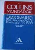 Dizionario italiano-francese; francese-italiano