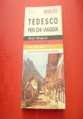 TEDESCO PER CHI VIAGGIA. German for Italian-Speaking Travellers.