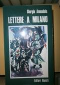 Lettere a Milano
