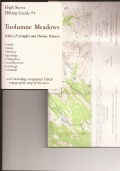 Yosemite Nat. Park: TUOLUMNE MEADOWS guide + map