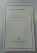 Medioevo e Rinascimento veneto con altri studi in onore di Lino Lazzarini 1: Dal Duecento al Quattrocento
