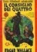 Il consiglio dei quattro  Il giallo Mondadori   ristampa anastatica del n. 1 del 1933