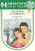 Accadde a Toronto (Harmony Jolly Tour – JT 26)