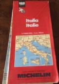 Liguria grande carta stradale d'Italia