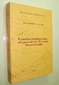 IL CONTRIBUTO DELLA REGIA MARINA NELLA GUERRA DEL 1911-1912 CONTRO L'IMPERO OTTOMANO