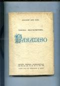 PARADISO -TEOLOGIA DELL OLTRETOMBA-