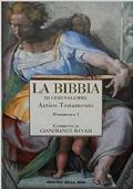 LA BIBBIA DI GERUSALEMME ANTICO TESTAMENTO PENTATEUCO I