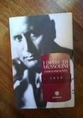 I diari di Mussolini veri o presunti 1939