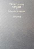 Opere vol. 2 Romanzi e poesie