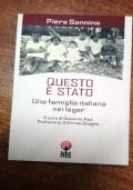 QUESTO STATO - UNA FAMIGLIA ITALIANA NEI LAGER