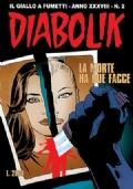 Diabolik (Inedito, Anno XXXVIII n. 2) - La morte ha due facce