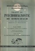 Traitè du Psychodiagnostic de Rorschach - tome second: la signification psycopathologique