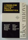 I problemi attuali della linguistica